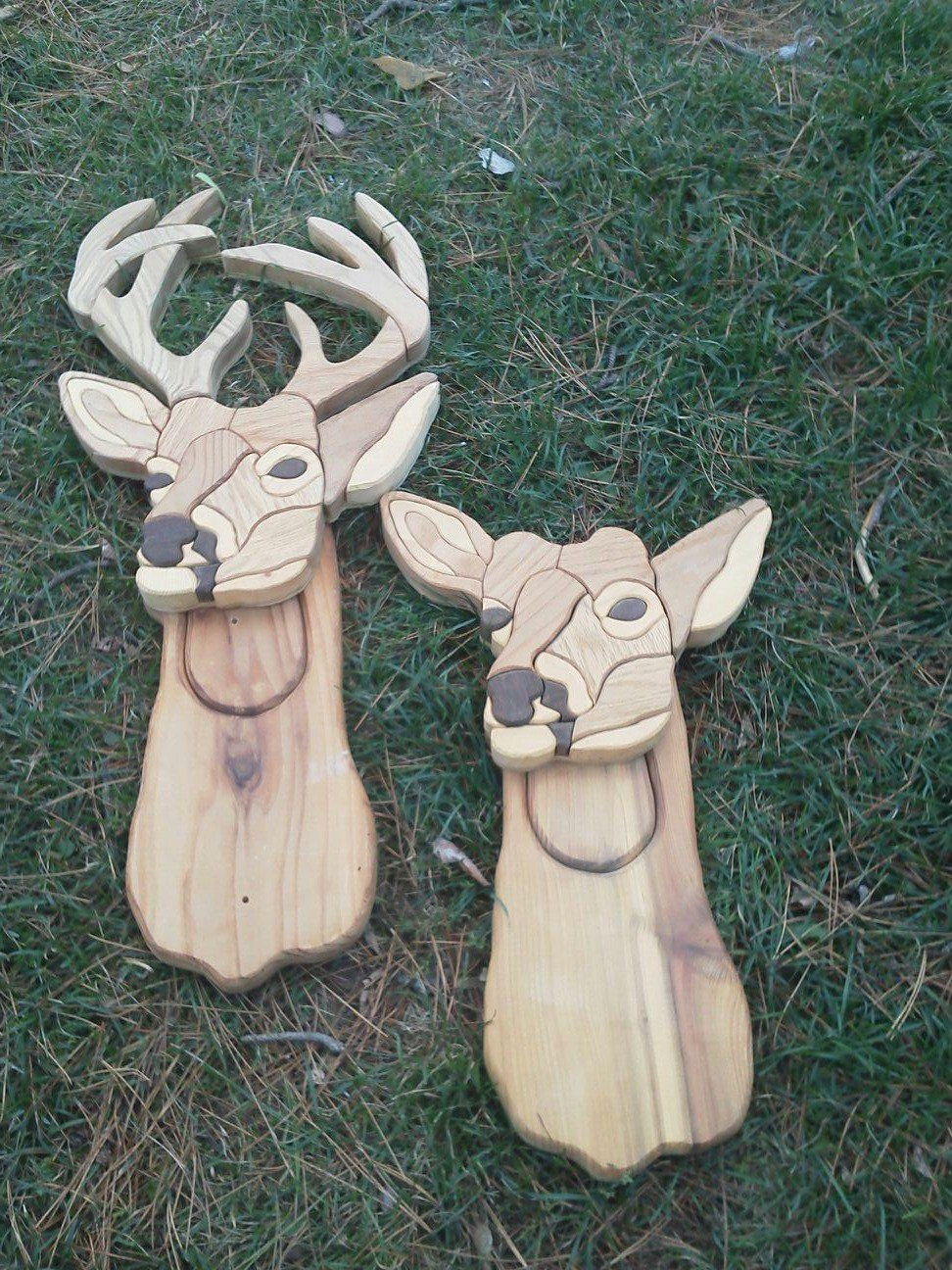 Deer $40.00/set or $25 a piece